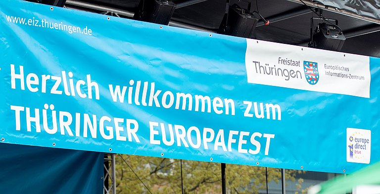 [Translate to English:] EUROPAFEST - 04.05.2019 in Suhl