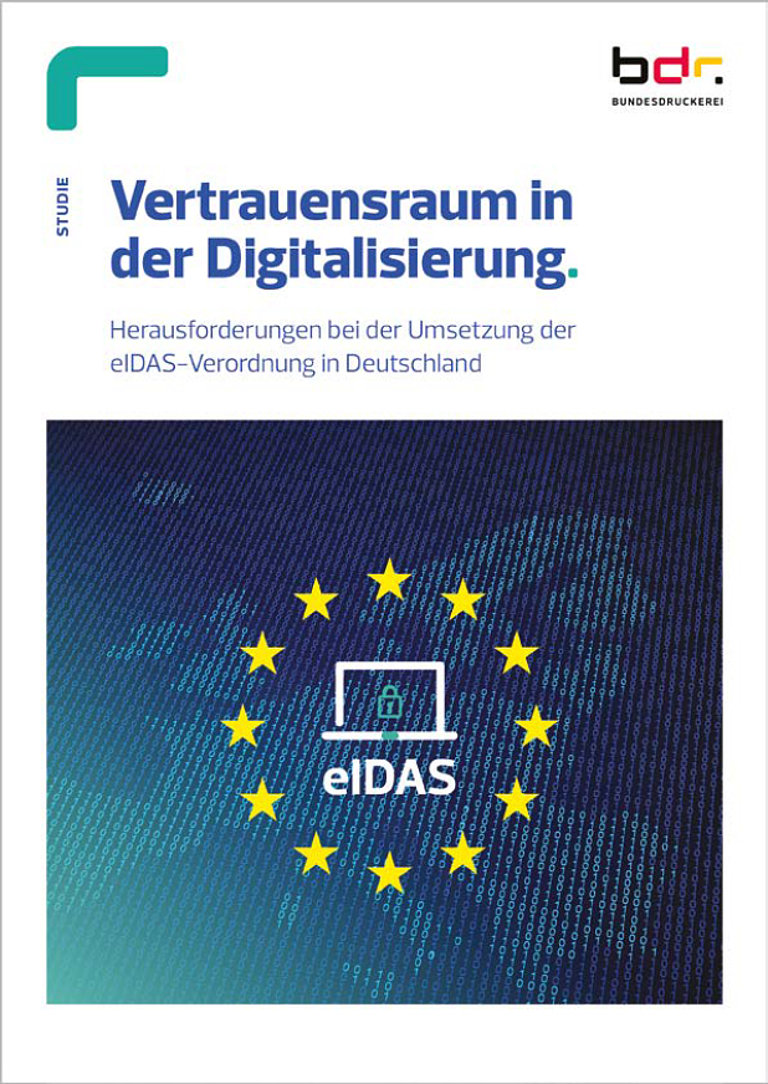 [Translate to English:] eIDAS kann so bedeutend wie der Euro werden